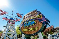 Ripley's Old MacDonald's Farm Mini Golf