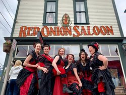 Red Onion Saloon Brothel Museum