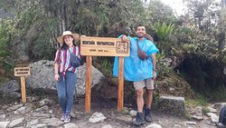 Tour a laguna Humantay y Machu Picchu