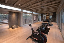 Kapama Karula spa gym