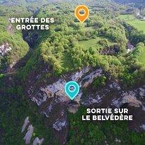 Grottes du Cerdon -Parc de Loisirs Préhistoriques