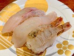 朝7時から寿司三昧‼︎ 朝からフルラインナップのご当地人気の回転寿司‼︎