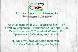 Can Sopa Beach