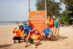 Freedom Surf School