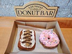 Homer's donut and pop tart donut