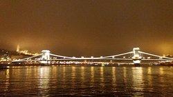 Danube river by night!!!