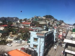 Great location, service and food in mussoorie