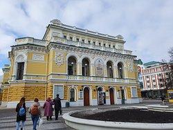 Древнейший театр России