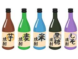 you can enjoy shochu with my explanations , you can buy shochu at BAR!!