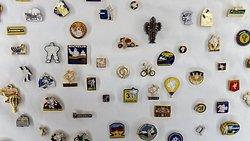 et si on recommençait une collection de pin's ?...