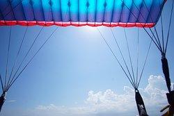skydiving thailand  highest & best skydive in thailand , 4000 meters jump , beach landing .vip shuttle pick up  www.skydivingthailand.com