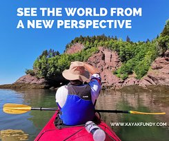 Kayak Fundy - FreshAir Adventure