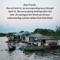 Community First: Kompong Khleang Floating Village Tours