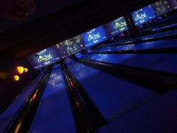 Cosmic Bowl every Friday and Saturday from 6pm onwards!