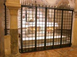 Sinterklaas crypte in Bari