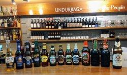 Variedad en Cervezas