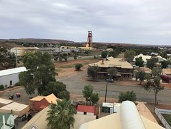 One of the Views from the Headframe