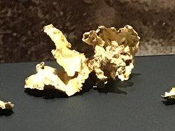 Leaf Gold in the Vault