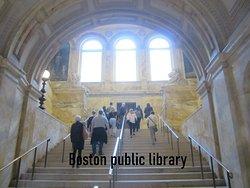 le grand escalier de marbre