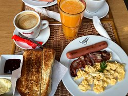 Great American Breakfast style  (Pequeno Almoço)