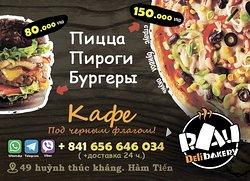 Pizzeria + boogeria. Hookah in Mui Ne, Italian Restaurant + Free Cinema