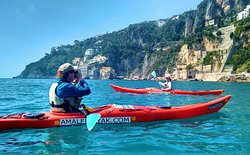 Amalfi Coast Sea Kayak Tours