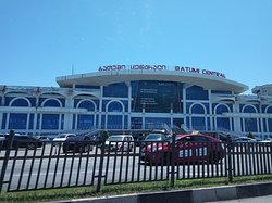Batumi Central Railway Station