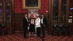 Chef Award 2020 - Houses of Parliament