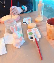 Fired Creations The Pottery Painting Cafe