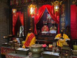 Tam Kung Temple (Happy Valley)