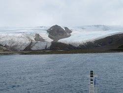 Fortuna Bay and Glacier