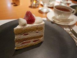 進化前のショートケーキ。このあとスーパーショートケーキ、エクストラスーパーショートケーキ に進化する