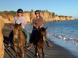 Mom and I, Playa Negra