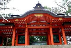 Katori Jingu Shrine