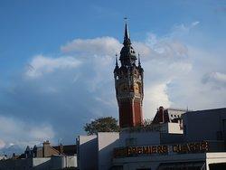 時計塔遠望