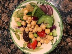 02-2020: Vegetable salad