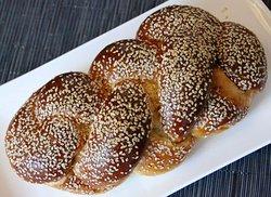 Challah (chalá) Pão Judaíco