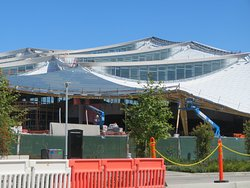 New Google Buildings Being Built  - 2020 - One of Three, Mountain View, CA