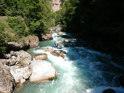 AN Rafting Haute Savoie