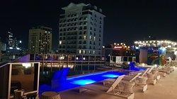 Heerlijk hotel met goede vibe