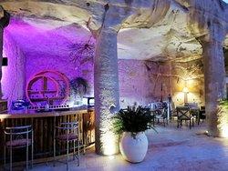 The Cave Bar, Petra Jordan