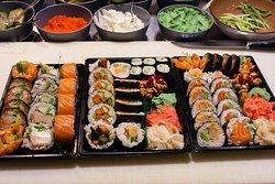 Hashi Sushi- wynos