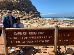 Cape Tours With Mac