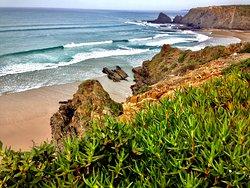Amazing Odeceixe beach
