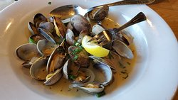 Steamed clams - My Favorite!