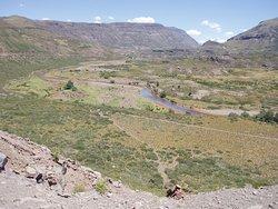 Cascada del río Agrio