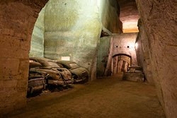 A wonderful underground tour, takes about an hour, an amazing place, a piece of history.