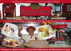 King's Table Cafe Restaurant