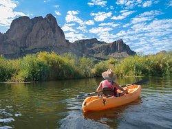 Saguaro Lake Ranch Kayaking & Tubing