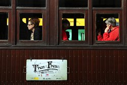 Strawberry Train (Tren de la Fresa)